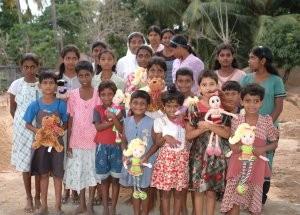 SRI LANCA Aiuti alle popolazioni colpite dallo Tsunami