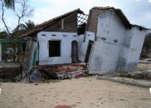 SRI LANCA  Aiuti alle popolazioni colpite dallo tsunami.