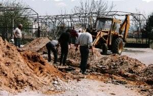 JASENICA (Bosnia Erzegovina) Progettazione e costruzione della rete idrica per l'intero territorio comunale, dopo gli eventi bellici.